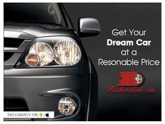 Get your dream car at a reasonable price.