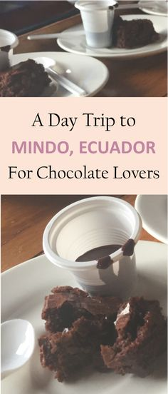 Mindo, Ecuador is for foodies and chocolate lovers alike!  Join me on my day trip from Quito, Ecuador to Mindo on www.cookingontheequator.com