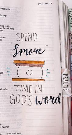 Bible Bible, Bible Notes, Faith Bible, Bible Prayers, Bible Studies For Beginners, God's Wisdom, Lds, Psalms, Journaling