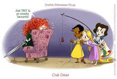 disney pocket princesses comics | Pocket Princesses 45 - Disney Princess Photo (33279027) - Fanpop ...