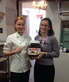 #nutella time at Hotel Posta in #Moltrasio