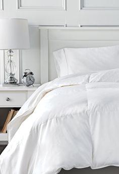 OBUS Forme® White Down All-Season Duvet #12daysofgiving  #sears
