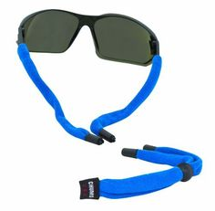 Chums Safety 12212 Cotton Eyewear Retainer with Reconnecting Double Breakaway, Royal Blue (Pack of Workout Machines, Fitness Machines, Aleta, Sliders, Oakley Sunglasses, Royal Blue, Eyewear, The Originals