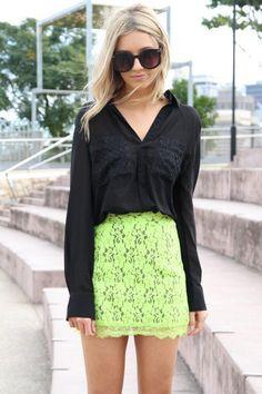 #saboskirt.com            #Skirt                    #SABO #SKIRT #Lime #Lace #Skirt #$48.00             SABO SKIRT Lime Lace Skirt - $48.00                                           http://www.seapai.com/product.aspx?PID=1051503