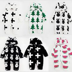 #Newborn baby boy girl kids rompers #cross jumpers jumpsuit #hooded outfits hoodi,  View more on the LINK: 	http://www.zeppy.io/product/gb/2/361446237905/