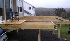 32 Best Build A Free Standing Deck Images Cover Design