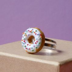 "Ring ""Donut Classic"""