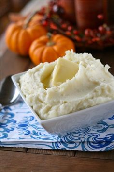 Perfect Mashed Potatoes…just in time for Thanksgiving!