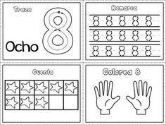 Grafomotricidad números del 1 al 10 (8)
