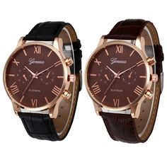 >> Click to Buy << Hot sales New designs and high quality Retro Design Casual Faux Leather Band Analog Alloy Quartz Wrist Watch wholesale #Affiliate