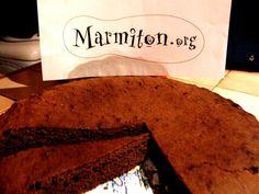 Recette de Moelleux au chocolat de Carole