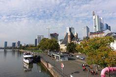 Städtetrip Frankfurt - Tipps für einen Tag in Mainhattan