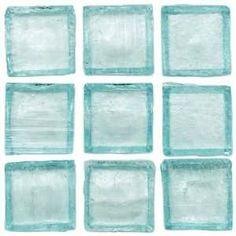 Ocean Gl Backsplash Sea Blue Mosaic Tile Kitchen Bathroom Tiling