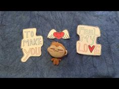 To Make You Feel My Love Stop Motion Clip