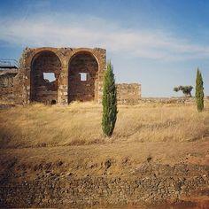 Ruinas romanas de S. Cucufafe. Alentejo - Portugal. www.casanaaldeia.com