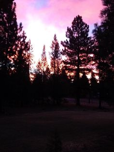 Another beautiful morning in #centraloregon! Good morning #bend!
