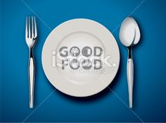 Good Food Royalty Free Stock Vector Art Illustration