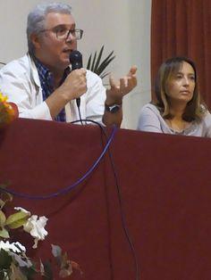 Da sinistra: Nunziante Rosania, Raffaella Campo.