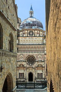 Bergamo - Basillica di Santa Maria Maggiore