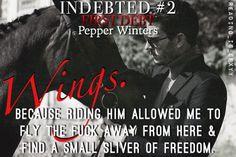 First Debt, Pepper Winters