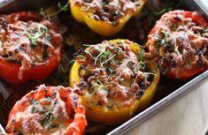 Ovnsbakt paprika - Foodbyvictoria