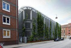 Nørrebro Grønne Parkeringshus, København