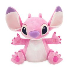 "NWT Disney Store Authentic Stitch Plush Doll Medium 15/"" H Lilo /& Stitch Toy"