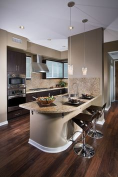 10 awesome modern kitchens with aluminum and glass images cabinet rh pinterest com