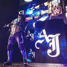 """lasskickingwithstyle: """"""""wwe: Tomorrow night at the faces the biggest threat to his reign yet: """" """" Wrestling Rules, Wrestling Stars, Aj Styles Wwe, Sports Drawings, Wwe Pictures, The Shield Wwe, Best Wrestlers, Wwe Tna, Wwe World"""