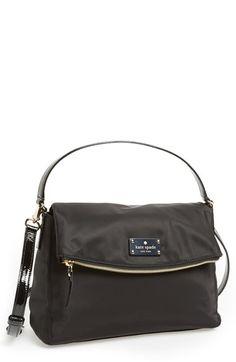 kate spade new york 'little minka - nylon' satchel available at #Nordstrom
