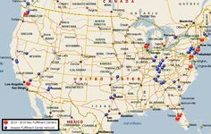 Amazon NA Distribution Network