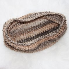 Sand Dune crochet baby bowl cocoon for baby  by faustapink900, £11.00