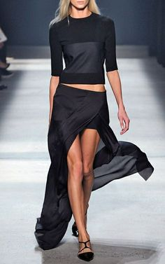 Narciso Rodriguez Spring Summer 2014 Skirt