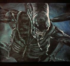 Alien Covenant, Predator Alien, Xenomorph, Spawn, 12 Year Old, Engineers, Aliens, Robots, Monsters