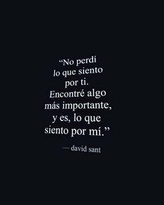 'por mí' #davidsant