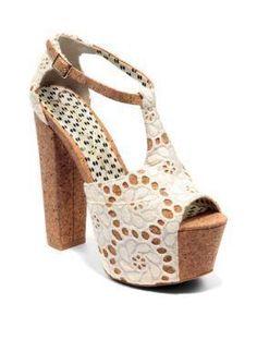 Jessica Simpson #shoes #heels #sandals dany platform