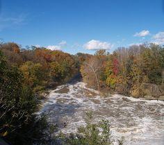 Black River, Elyria, OH.