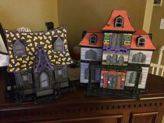 Haunted Mansion and Bewitched cabin from SVG CUTS.