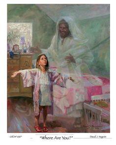 Children, Religion, Jesus, Christian, Where are You?