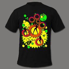 Discofieber signalisiert Spaß und Freude mit Freunden und Tanzen. Ein ganz neues Design aus der Kollektion 2016. Egal auf Shirts, Hoodies, Capes usw. immer wieder ein Hingucker. http://shop.spreadshirt.de/584722/