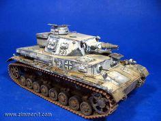 MIG Jimenez /  Panzer IV F1