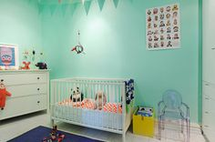 Kleur   Inspiratie voor de Babykamer & Kinderkamer in mintgroen www.stijlvolstyling.com