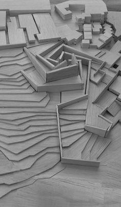 HIC Arquitectura » Alejandro de Miguel | Biblioteca Central del Magreb en Fez