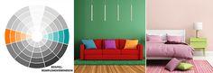 Farbkreis: Komplementärfarben und Farbkombinationen: Hier erfährt ihr mehr darüber! Color Combinations