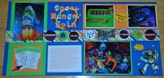 Buzz Lightyear SpaceRanger Spin - Scrapbook.com