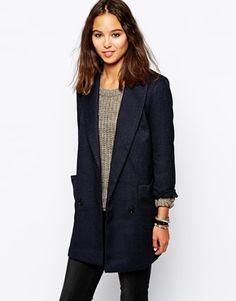 Only Boyfriend Tailored Coat