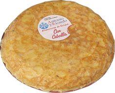 Tortilla de patata lista para consumir, solo tienes que dejar descongelar, ¡Como hecha en casa!