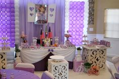 "Photo 16 of 16: Sofia the First / Birthday ""Princess Sofia the First Bash"" 