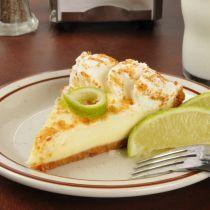 Savory Key Lime Pie