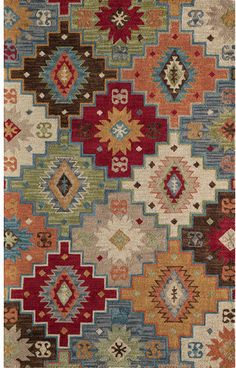 Momeni Tangier Hand-Tufted Wool Area Rug Rug Size: Rectangle x Wool Area Rugs, Beige Area Rugs, Wool Rug, Traditional Area Rugs, Rustic Rugs, Accent Rugs, Rug Hooking, Rug Size, Size 2